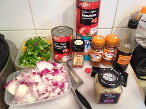 2nd set of ingredients