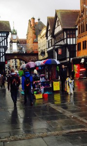 Chester, January