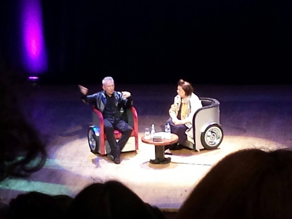 Jean Paul Gaultier at The Barbican. Photo by lipsticklori